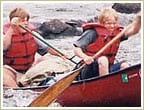 Summer Canoe Camps for Kids