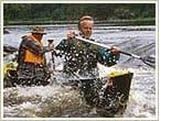 Trip Log: Gammon & Bloodvein Rivers